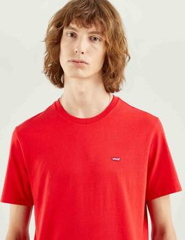 SHORT SLEEVE ORIGINAL HOUSE MARK TEE TRUE RED