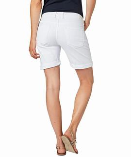 POPPY SHORT REGULAR FIT TA2 WHITE