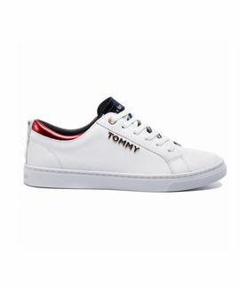 TOMMY CITY SNEAKER WHITE