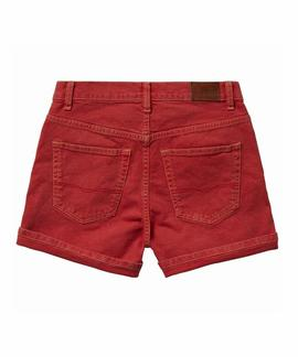 BETTIES SHORT 244 MARS RED