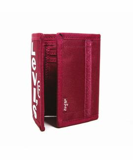 OVERSIZED RED TAB TRIFOLD BRILLANT RED