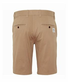 TJM ESSENTIAL CHINO SHORT TIGERS EYE