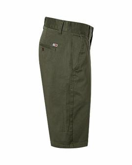 TJM ESSENTIAL CHINO SHORT FOREST NIGHT