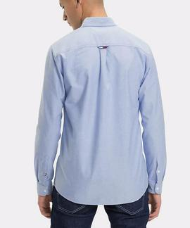 TJM TOMMY CLASSICS SHIRT REGULAR FIT LIGHT BLUE