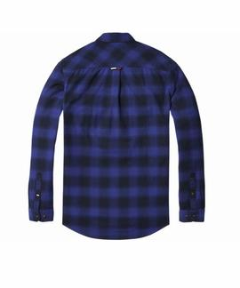 TJM ESSENTIAL FLANNEL CHECK SHIRT