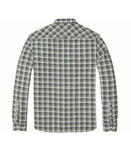 TJM ESSENTIAL WASHED CHECK SHIRT