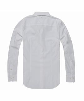 TJM ORIGINAL STRETCH SHIRT SLIM FIT CLASSIC WHITE