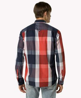 THD REG BIG CHECK SHIRT REGULAR FIT