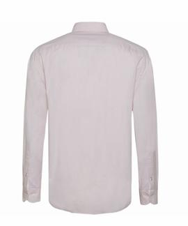 ORGANIC OXFORD SHIRT REGULAR FIT PINK