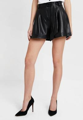 CHANTAL SHORTS JET BLACK