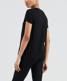 THE PERFECT TEE HOLIDAY TEE BLACK