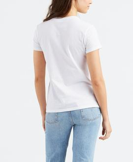 THE PERFECT TEE HOLIDAY TEE WHITE