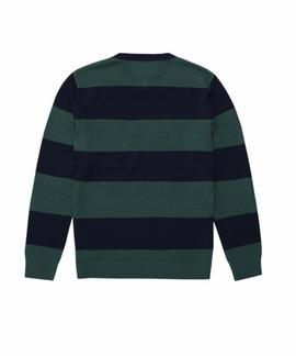 TJM TOMMY CLASSICS BLOCK SWEATER