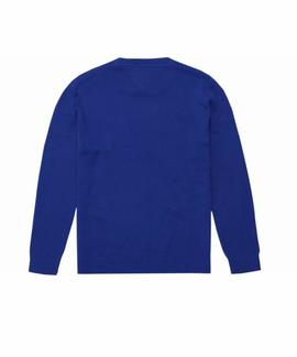 TJM TOMMY CLASSICS SWEATER REGULAR FIT SURF THE W.