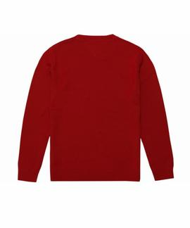 TJM TOMMY CLASSICS SWEATER REGULAR FIT SAMBA