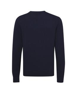 PIMA COTTON CASHMERE CNECK REGULAR FIT MEDIEVAL B.