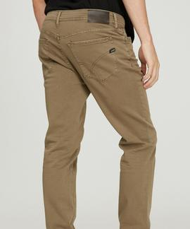 ALBERT SLIM FIT CAMEL