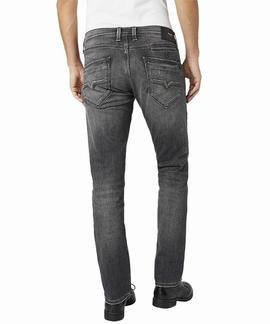 SPIKE REGULAR FIT WC2 GRIS OSCURO