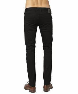 HATCH SLIM FIT S92 BLACK DENIM