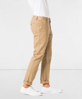 WASHED KHAKI SKINNY TAPERED NEW BRITISH KHAKI