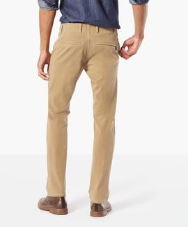 ALPHA KHAKI 360º SLIM TAPERED BRITISH KHAKI