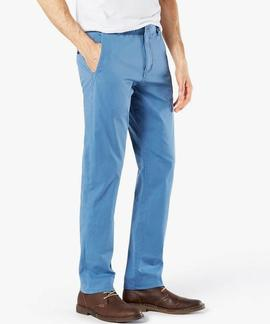 ALPHA KHAKI 360º SLIM TAPERED SUNSET BLUE