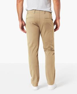 ALPHA KHAKI 360º SKINNY TAPERED NEW BRITISH KHAKI