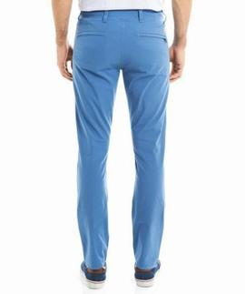 ALPHA KHAKI 360º SKINNY TAPERED SUNSET BLUE