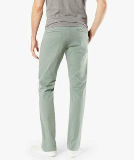 ALPHA KHAKI 360º SKINNY TAPERED AGAVE GREEN