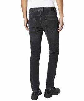 NICKEL SKINNY FIT WA3 GRIS OSCURO