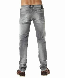 HATCH SLIM FIT X72 GRIS CLARO