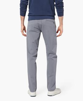 ALPHA KHAKI 360º SLIM TAPERED BURMA GREY