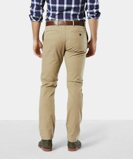 WASHED KHAKI SLIM TAPERED NEW BRITISH KHAKI