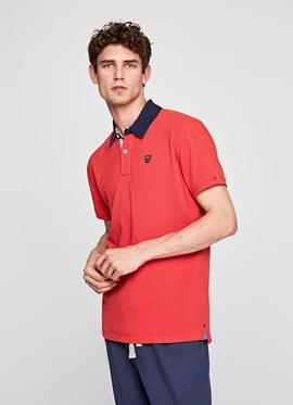 PETER REGULAR FIT 240 FRANCOIS RED