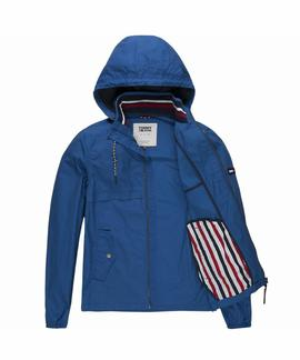 TJM ESSENTIAL ANORAK NAUTICAL BLUE
