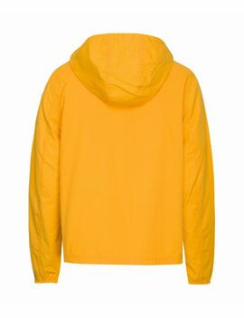 TJM ESSENTIAL HOODED JACKET RADIANT YELLOW