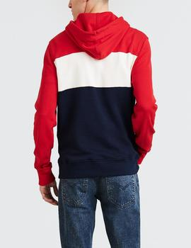 COLORBLOCK HOODIE COLORBLOCK CHINES