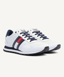 TOMMY JEANS SNEAKER WHITE